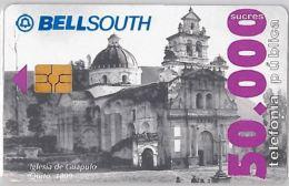 PHONE CARD  EQUADOR (E1.2.5 - Ecuador