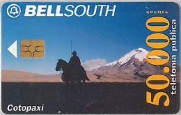 PHONE CARD  EQUADOR (E1.2.6 - Ecuador