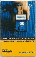 PHONE CARD  EQUADOR (E1.2.8 - Ecuador