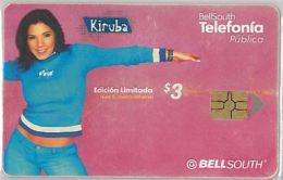 PHONE CARD  EQUADOR (E1.3.1 - Ecuador