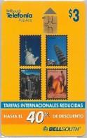 PHONE CARD  EQUADOR (E1.3.3 - Ecuador
