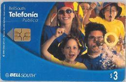 PHONE CARD  EQUADOR (E1.3.4 - Ecuador