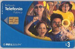 PHONE CARD  EQUADOR (E1.3.5 - Ecuador