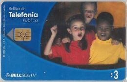 PHONE CARD  EQUADOR (E1.3.6 - Ecuador