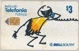 PHONE CARD  EQUADOR (E1.3.7 - Ecuador