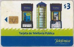 PHONE CARD  EQUADOR (E1.3.8 - Ecuador
