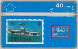 PHONE CARD  GIBILTERRA (E2.4.5 - Gibraltar