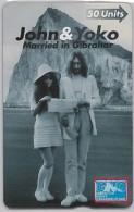 PHONE CARD  GIBILTERRA (E2.5.3 - Gibraltar