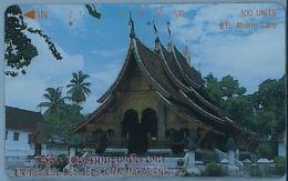 PHONE CARD  LAOS (E2.6.6 - Laos