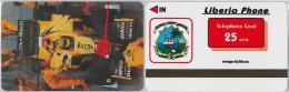 PHONE CARD LIBERIA (E2.13.3 - Liberia