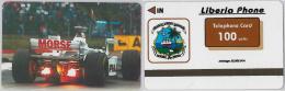 PHONE CARD LIBERIA (E2.13.7 - Liberia