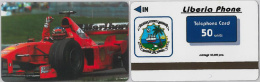 PHONE CARD LIBERIA (E2.14.2 - Liberia