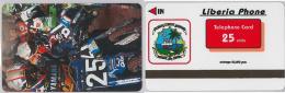 PHONE CARD LIBERIA (E2.14.7 - Liberia