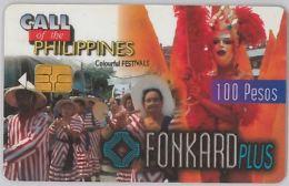 PHONE CARD PHILIPPINES (E2.19.7 - Philippines