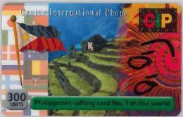 PHONE CARD PHILIPPINES (E2.20.5 - Philippines