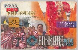 PHONE CARD PHILIPPINES (E2.21.4 - Philippines