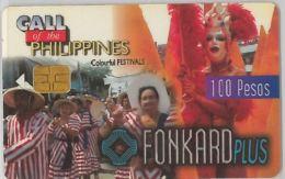 PHONE CARD PHILIPPINES (E2.21.8 - Philippines
