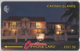 PHONE CARD CAYMAN ISLANDS (E3.1.6 - Isole Caiman