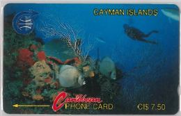 PHONE CARD CAYMAN ISLANDS (E3.2.1 - Isole Caiman