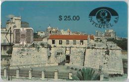 PHONE CARD CUBA (E3.4.3 - Cuba