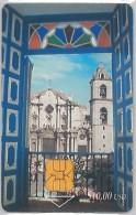 PHONE CARD CUBA (E3.4.5 - Cuba