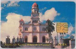 PHONE CARD CUBA (E3.4.6 - Cuba