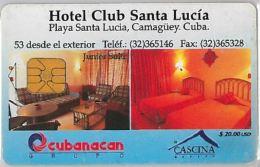 PHONE CARD CUBA (E3.4.8 - Cuba