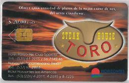 PHONE CARD CUBA (E3.5.1 - Cuba