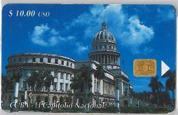 PHONE CARD CUBA (E3.5.5 - Cuba