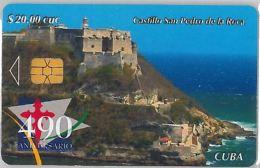 PHONE CARD CUBA (E3.5.6 - Cuba