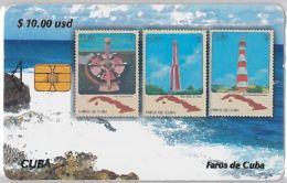 PHONE CARD CUBA (E3.6.3 - Cuba