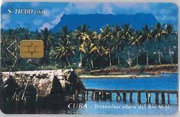 PHONE CARD CUBA (E3.6.4 - Cuba