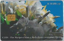 PHONE CARD CUBA (E3.6.8 - Cuba