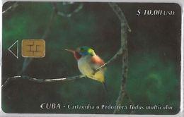 PHONE CARD CUBA (E3.7.7 - Cuba