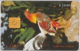 PHONE CARD CUBA (E3.8.1 - Cuba