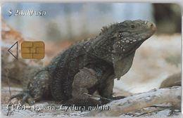 PHONE CARD CUBA (E3.9.5 - Cuba