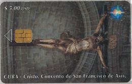 PHONE CARD CUBA (E3.9.8 - Cuba