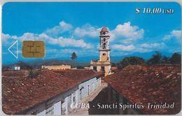 PHONE CARD CUBA (E3.10.3 - Cuba