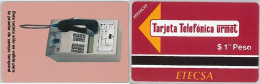 PHONE CARD CUBA - URMET (E3.10.8 - Cuba
