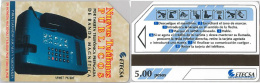PHONE CARD CUBA - URMET (E3.11.1 - Cuba