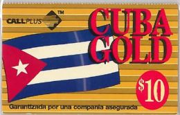 PREPAID PHONE CARD CUBA (E3.11.6 - Cuba