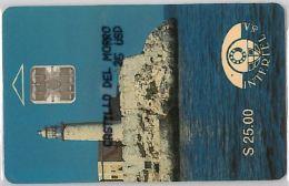 PHONE CARD CUBA (E3.12.3 - Cuba