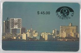 PHONE CARD CUBA (E3.12.7 - Cuba