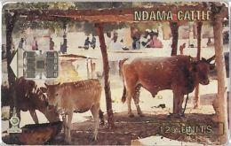 PHONE CARD GAMBIA (E3.13.7 - Gambia