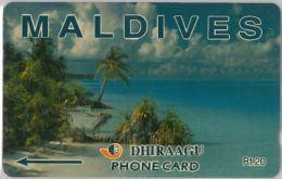 PHONE CARD MALDIVE (E3.16.5 - Maldives