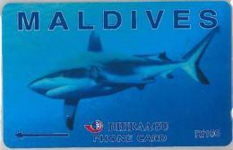 PHONE CARD MALDIVE (E3.16.8 - Maldives