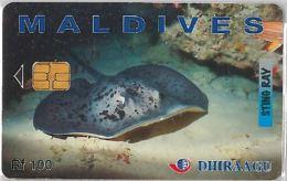 PHONE CARD MALDIVE (E3.17.3 - Maldiven