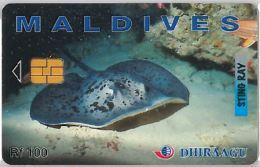 PHONE CARD MALDIVE (E3.17.6 - Maldives