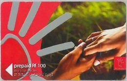 PREPAID PHONE CARD MALDIVE (E3.18.2 - Maldives