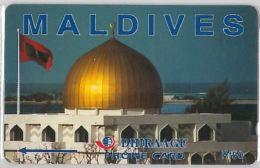 PHONE CARD MALDIVE (E3.18.7 - Maldiven